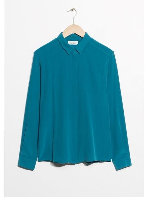 Silk Silk Classic Classic ShirtEndource ShirtEndource Classic 0O8nwPk