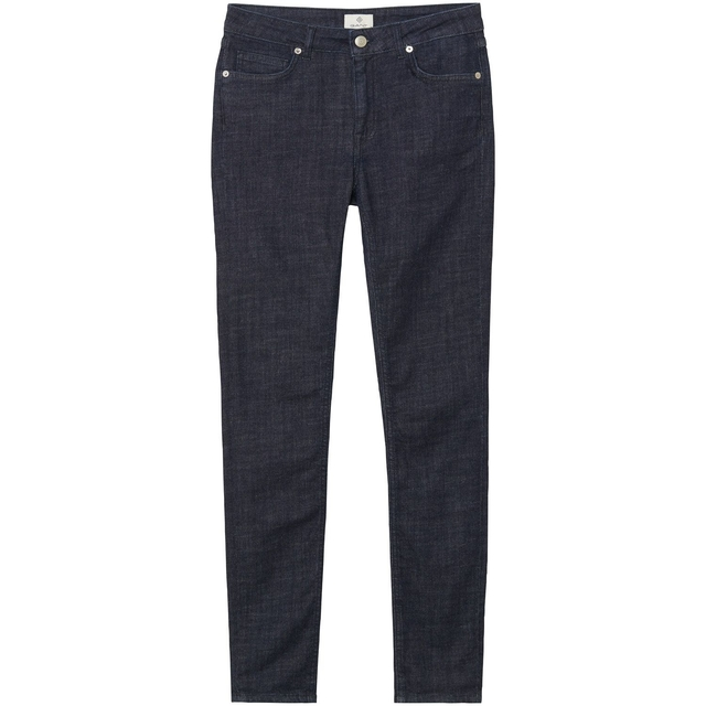 GANT Super Slim Raw Denim Jeans - Dark Blue GANT hF6qQDMVzg