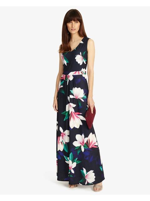 9187c1b1584 Magnolia Print Maxi Dress