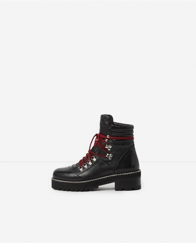 Lace-Up Boots | Endource