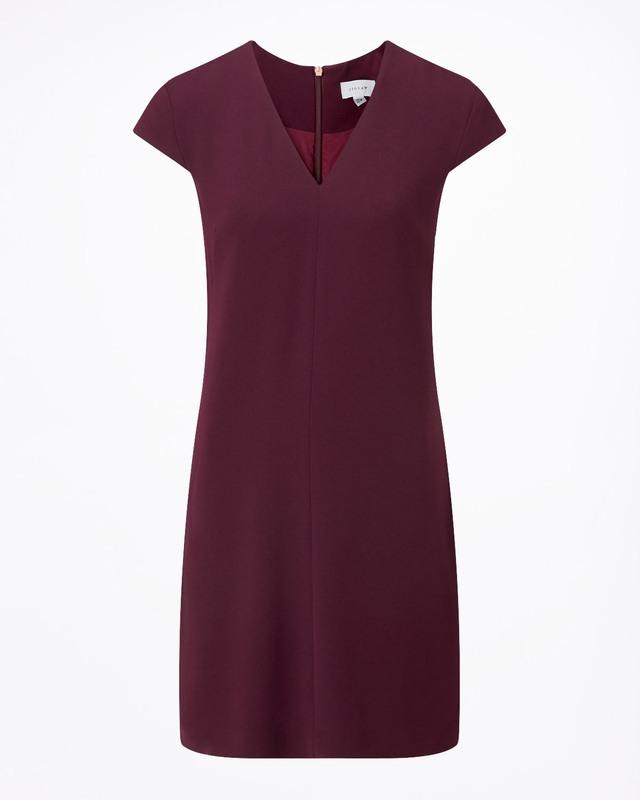 Cap Sleeve Shift Dress Jigsaw WN5u9h1n