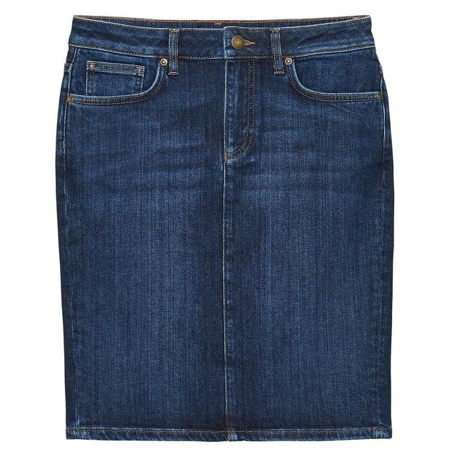 classic denim skirt endource