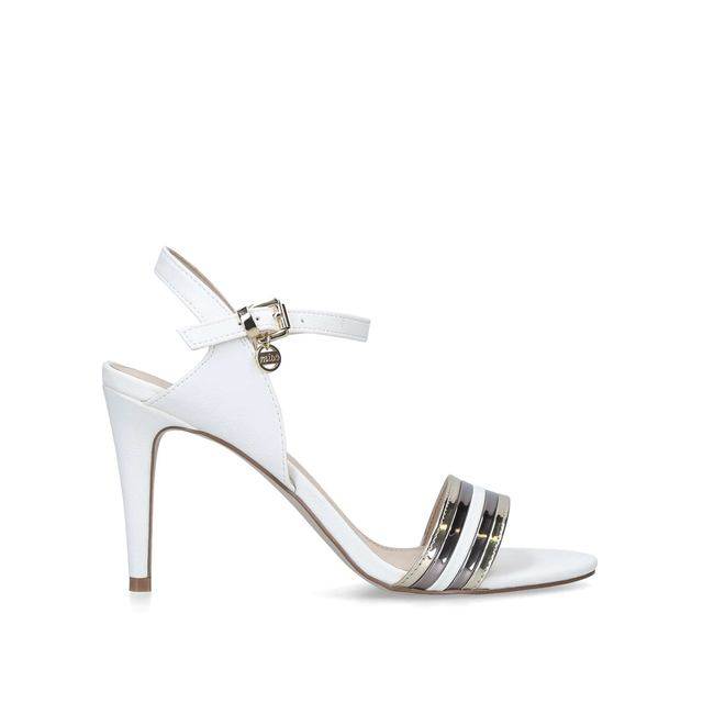 1b16ee0eb3 Pippy Metallic Open Toe Strappy Sandals | Endource
