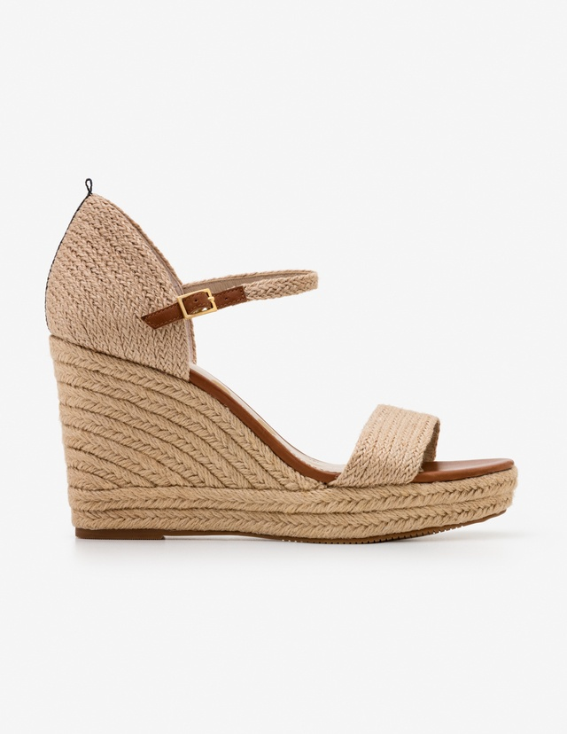 c87b1786b38 Lily Espadrille Wedges