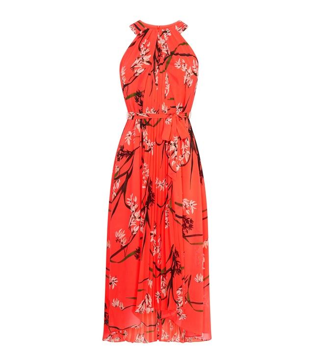 8d211dfd9b Pleated Floral Dress
