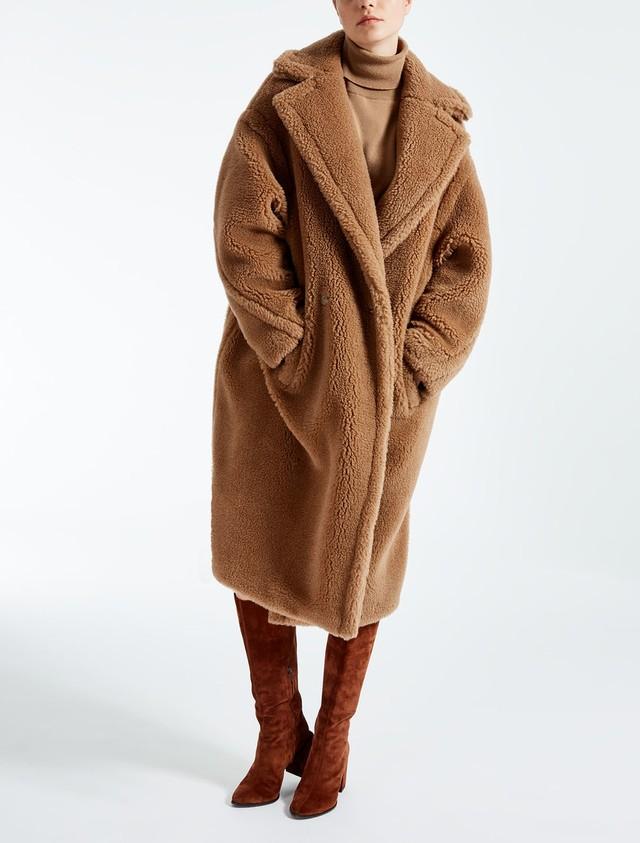 Teddy Bear Icon Coat Endource