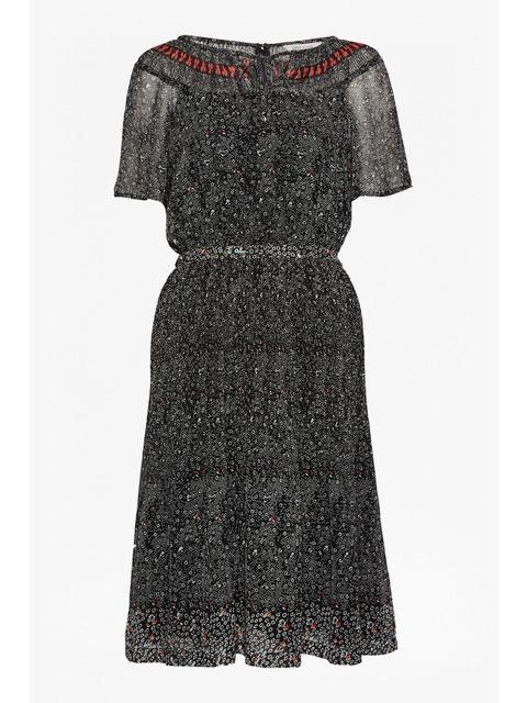 bb55e46b0d47d Scatter Floral Dress | Endource