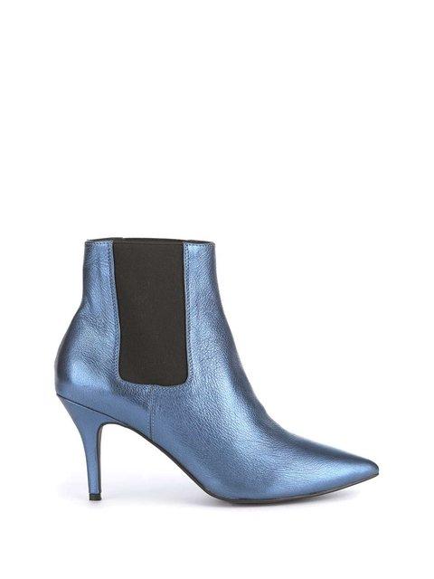 ac3c35bc10 Zara Metallic Kitten Heel | Endource