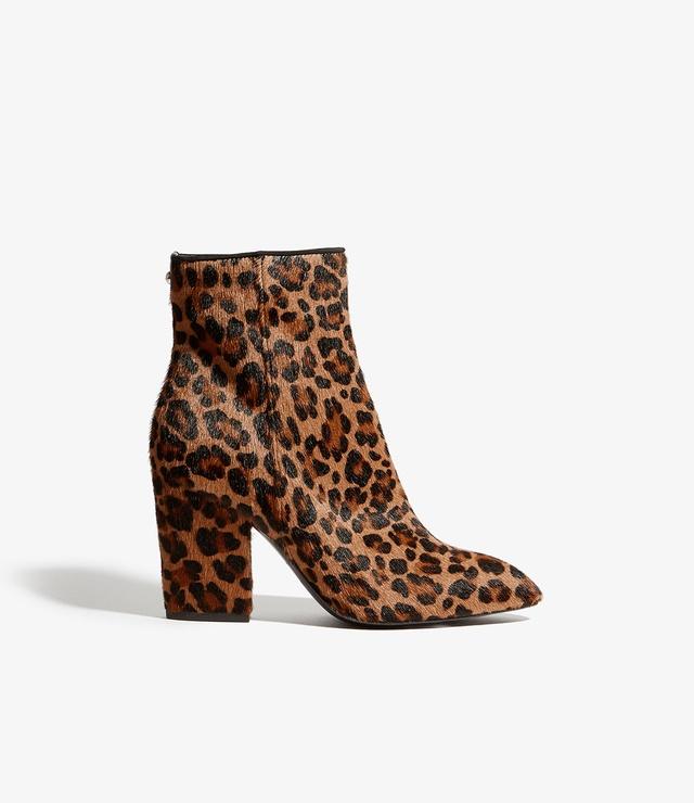 Leopard Print Boots | Endource