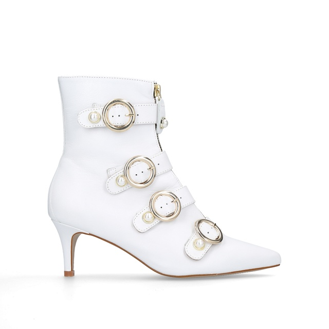 11c1c9864c0c Sparky Mid Heel Ankle Boots