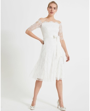 df01b41bde Evette Lace Bridal Dress by Phase Eight