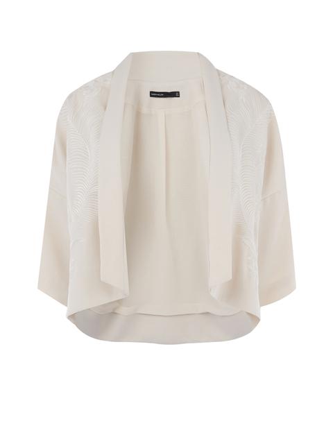 950009e863 Embroidered Kimono Jacket   Endource