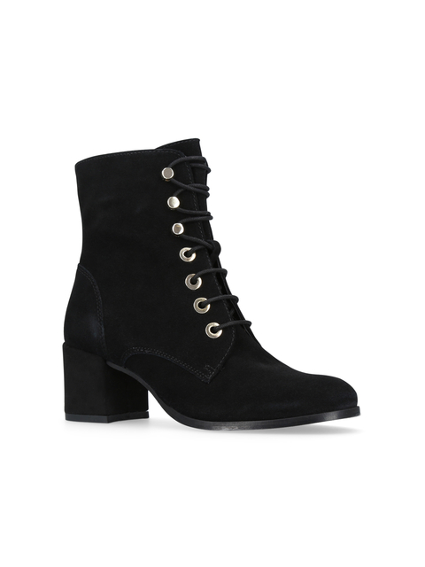 4b334545390 Slept Mid Heel Ankle Boots