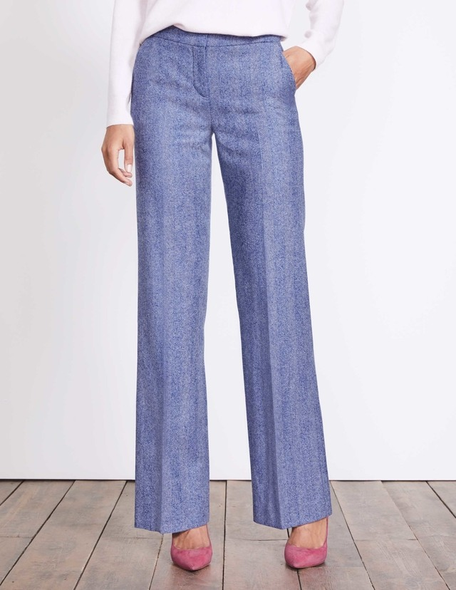 British tweed trousers endource for British boden