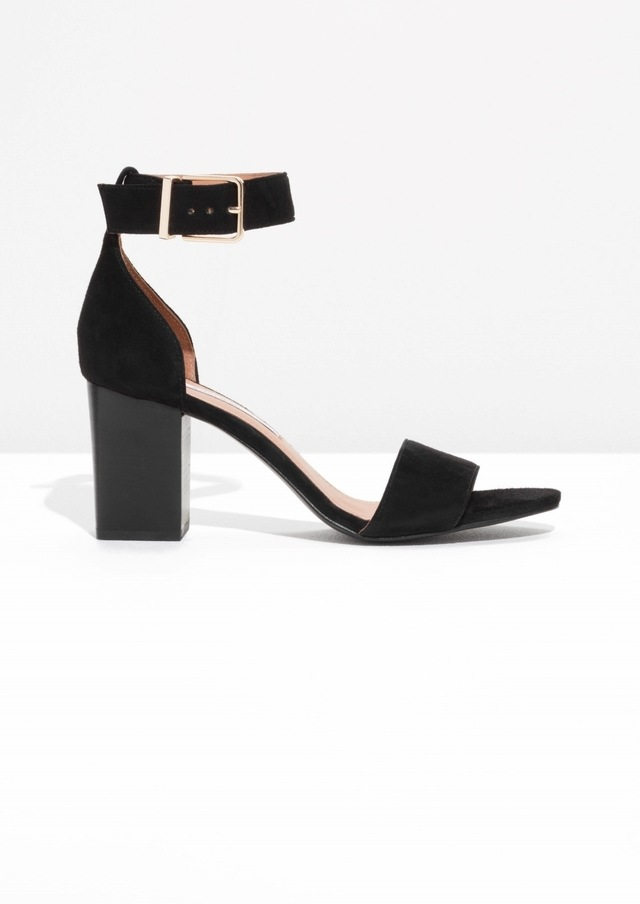 719f0905557 Almond Toe Suede Sandals