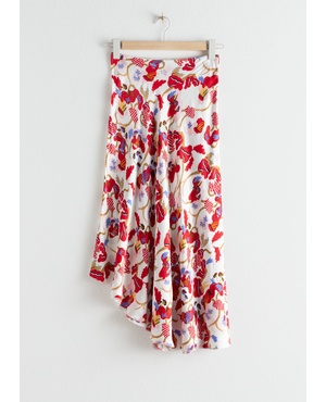 f7b96388d9 & Other Stories Multicoloured Floral Skirts | Endource