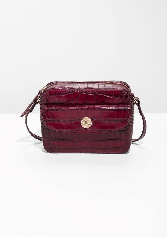 abfdc3fcbc75 Mini Leather Shoulder Bag