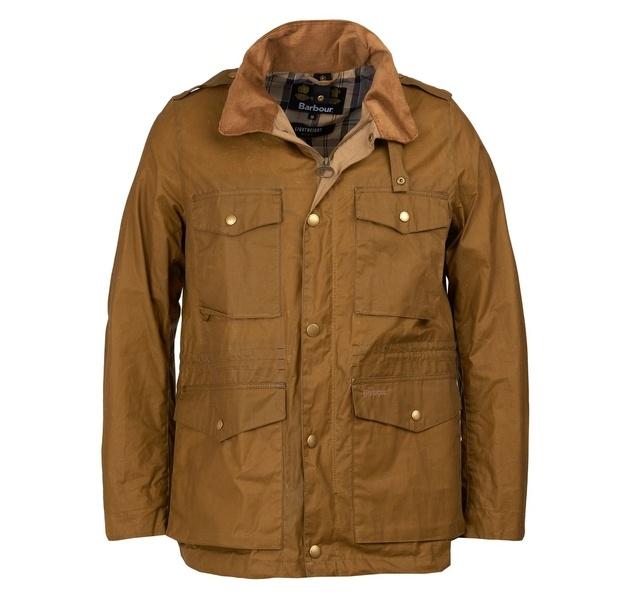 barbour orel jacket