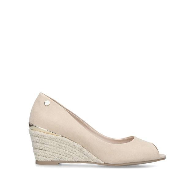 a4f242ba04c Christal Open Toe Wedge Sandals