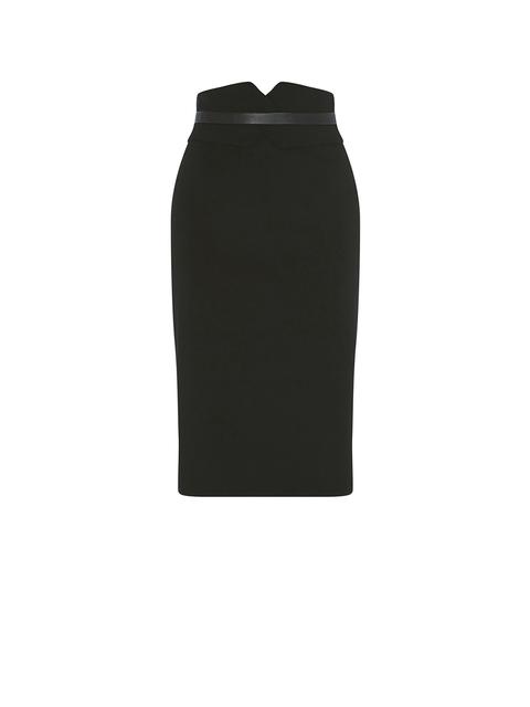 c10ba94077 High-Waisted Pencil Skirt | Endource
