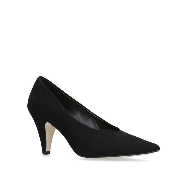 Tutu Mid Heel Court Shoes