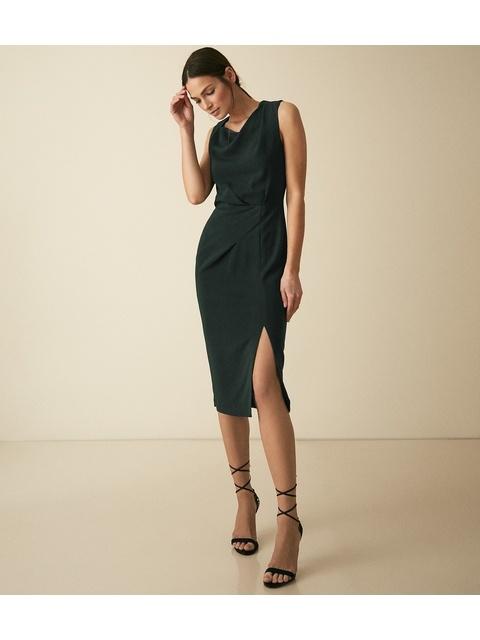 e37149e337 Mia Pleat Detailed Dress