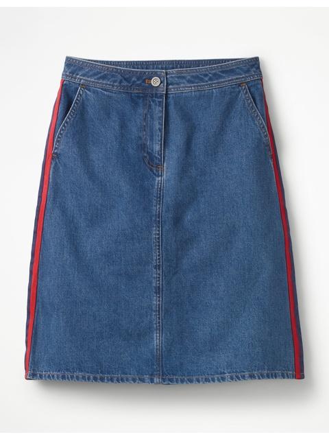 7054238c97 Penny Denim Skirt   Endource