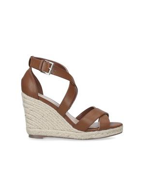 4e9654777 Smashing Wide Fit Espadrille Wedge Sandals by Carvela Kurt Geiger