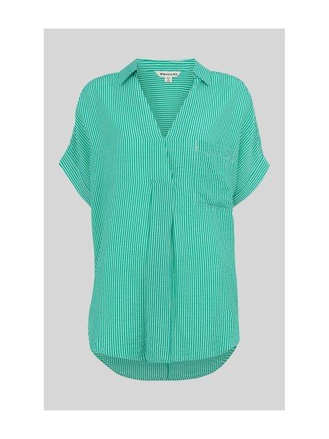 13bcc20bca6ce5 Lea Stripe Shirt