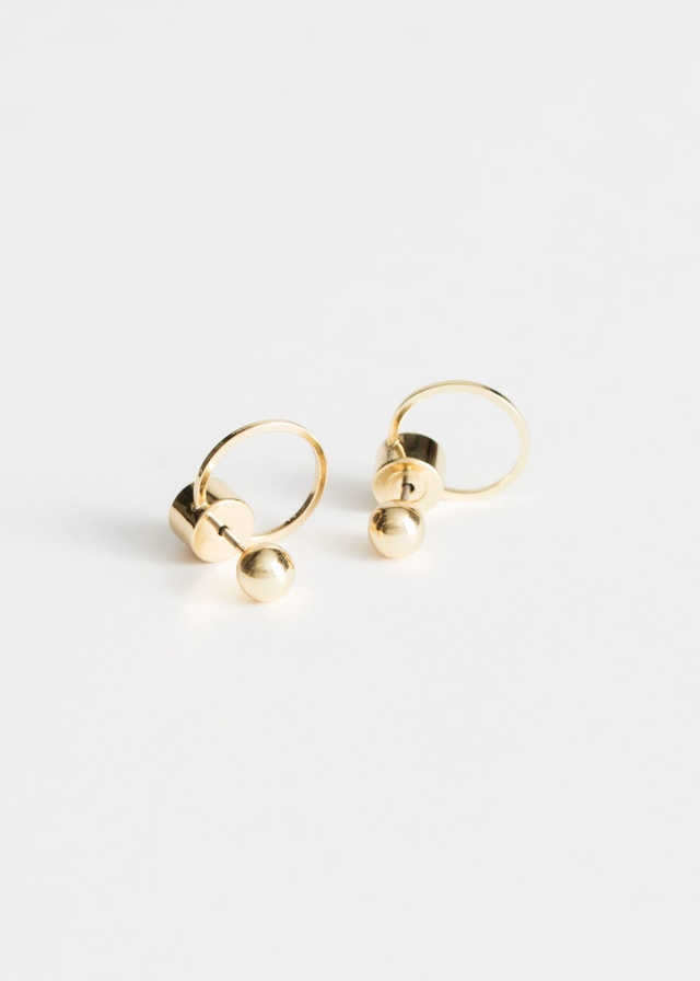 0ee6a0f03 Drop-back Earrings   Endource