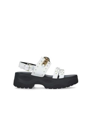 2e8788463c Oden Studded Chunky Sandals by Kurt Geiger London