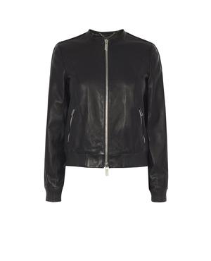 Mercedes bomber jacket endource for Mercedes benz leather jacket