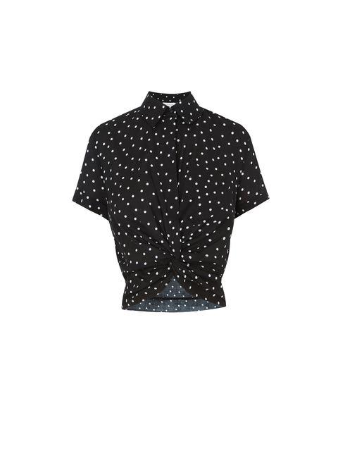 f12f65f2d4eba9 Spot Twist Front Shirt | Endource