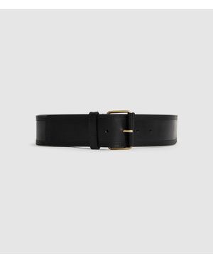 1bab9308c Lou Leather Waist Belt by Reiss