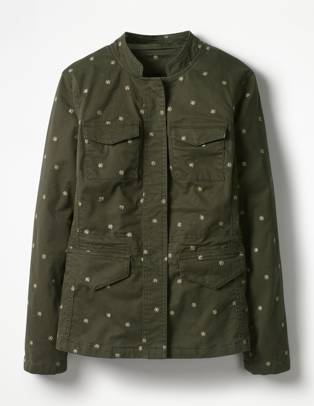 Boden Embroidered Jackets Endource