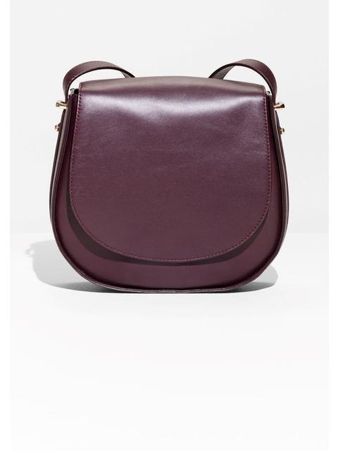 22bb4417dba50 Leather Saddle Bag | Endource