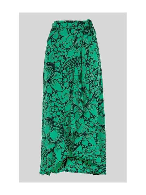 7d227a5087 Sunflower Longline Wrap Skirt