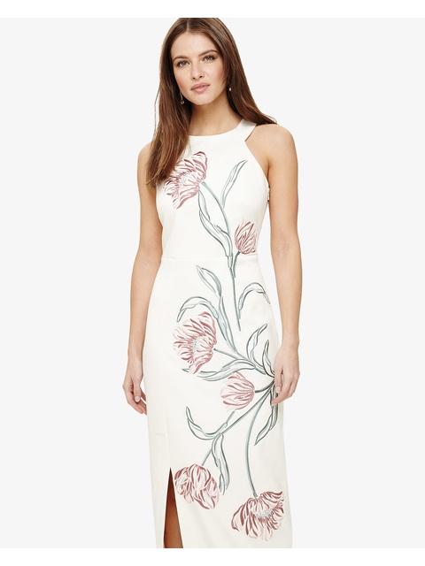 8abb5157 Zarah Embroidered Maxi Dress | Endource