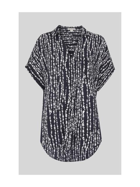 821183608e63f4 Savannah Print Lea Shirt