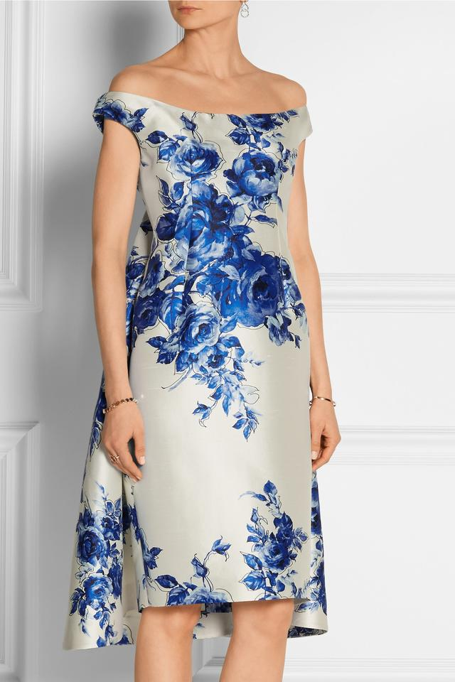 Floral Roses Dress Floral Dress by Lela Rose