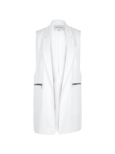 7fc45183d3447 Sleeveless Jacket
