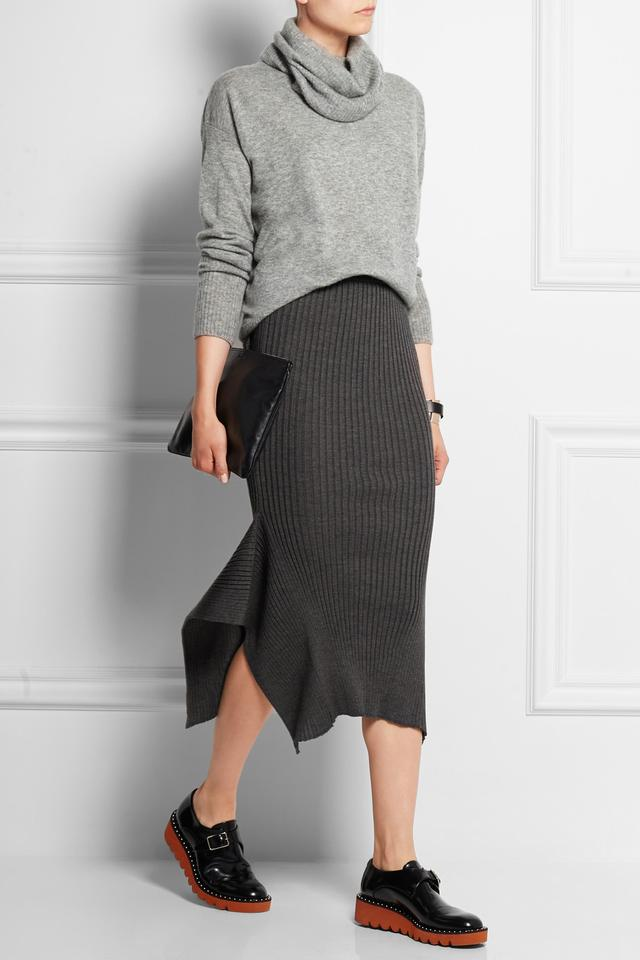 Knit Midi Skirt | Endource