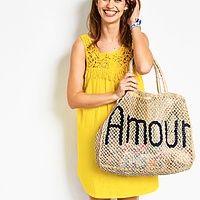 ad88700197c Amour Beach Bag   Endource