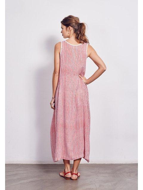 ddd0bf83082 Panel Maxi Dress