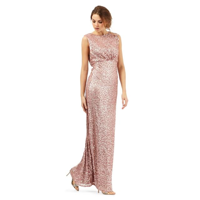 Sequined Maxi Dress | Endource