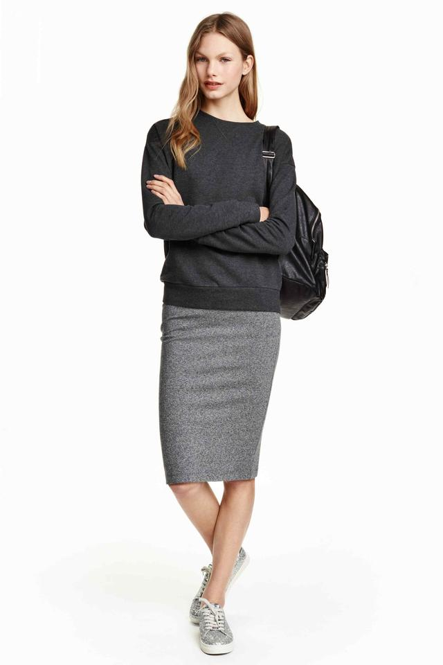 Pencil Skirt Hm - Skirts