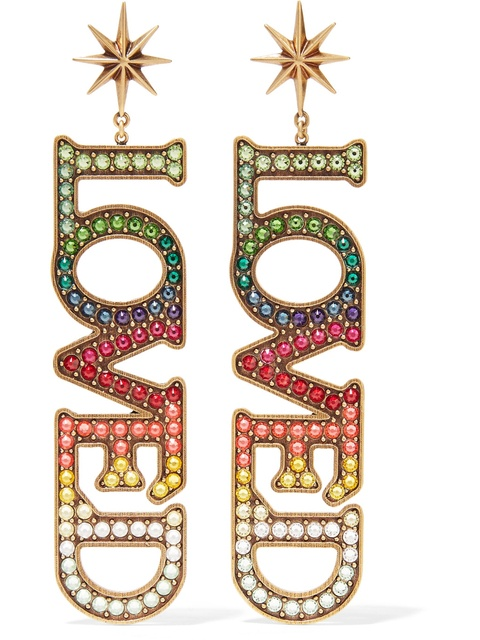 e7cee352d Loved Crystal Earrings | Endource