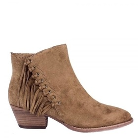 Lenny Fringed Boots by Ash
