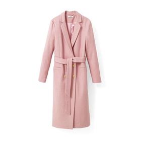 Ganni Pink Coats &amp Jackets | Endource