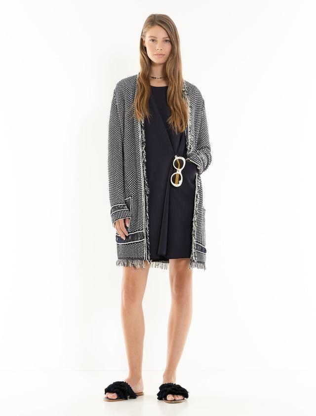 Knit Overcoat Endource
